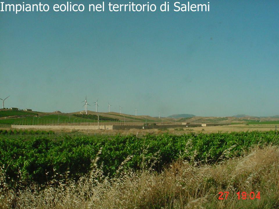 20 La potenza delle Wind–farm siciliane