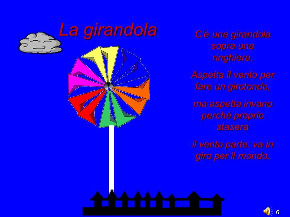 16 Lenergia eolica è il prodotto della conversione dellenergia cinetica del vento in altre forme di energia Attualmente viene per lo più convertita in elettrica tramite una centrale eolica....