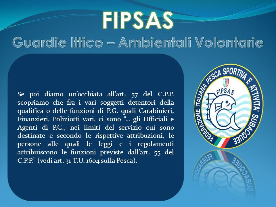 Se poi diamo unocchiata allart. 57 del C.P.P. scopriamo che fra i vari soggetti detentori della qualifica o delle funzioni di P.G. quali Carabinieri,