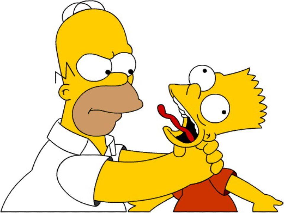 La vera questione, dunque, è Homer. Molti hanno criticato i Simpson per il ritratto del padre. Homer soddisfa in modo minimale la funzione di padre: è