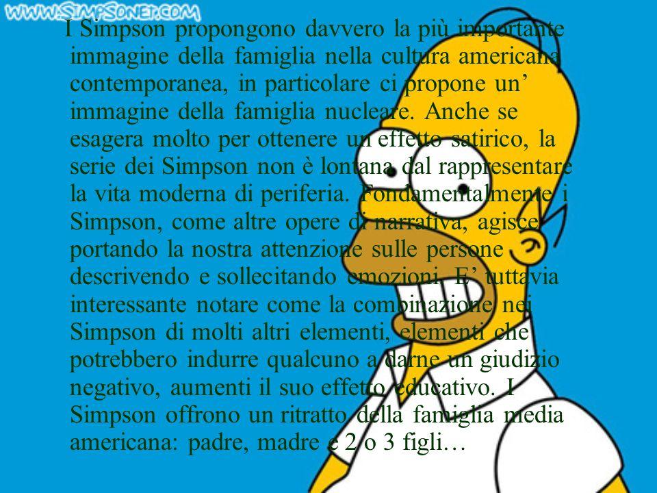 I SIMPSON E LA FILOSOFIA Analisi del personaggio di Homer