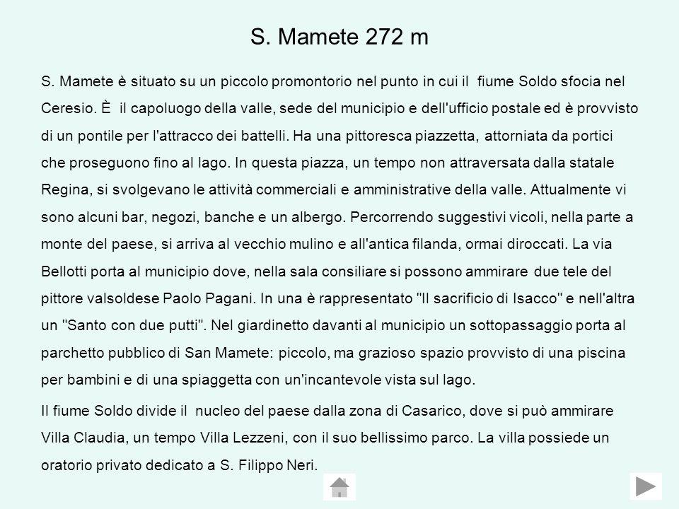S.Mamete 272 m S.