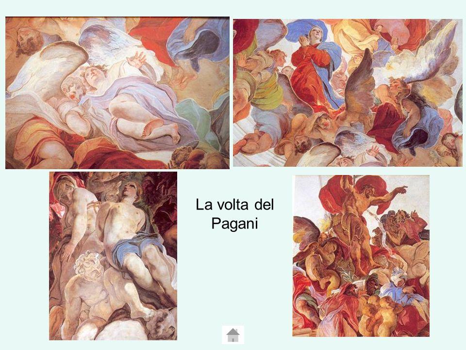 La volta del Pagani