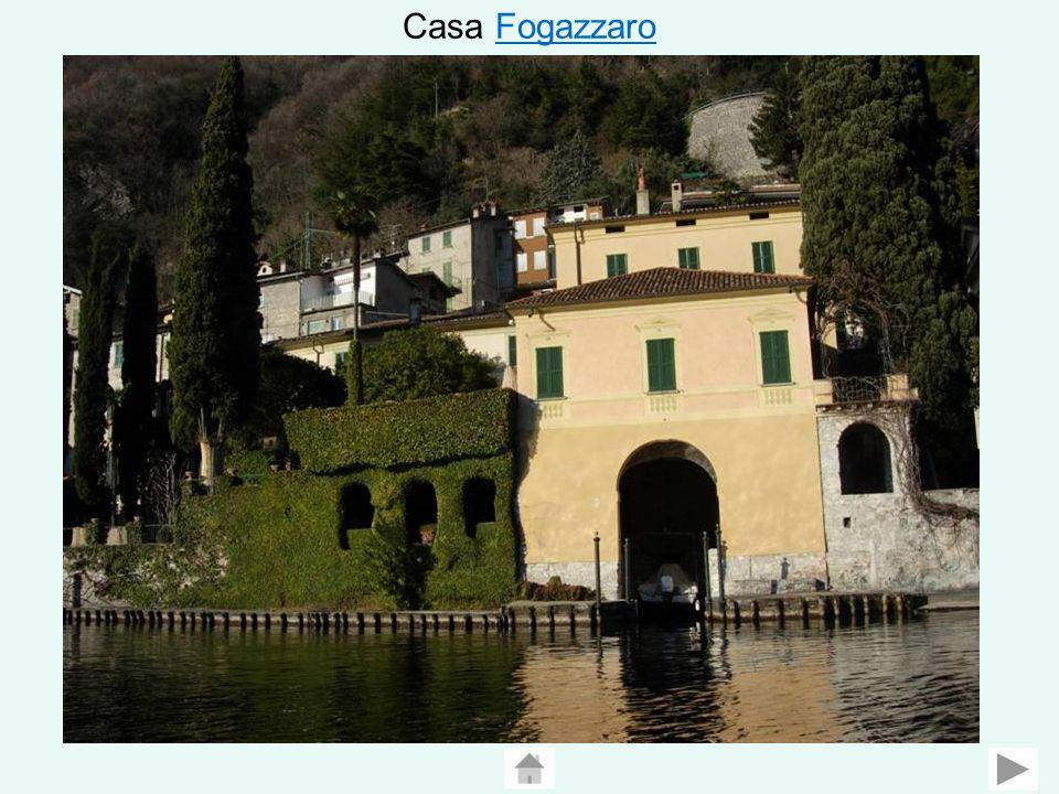 Casa FogazzaroFogazzaro