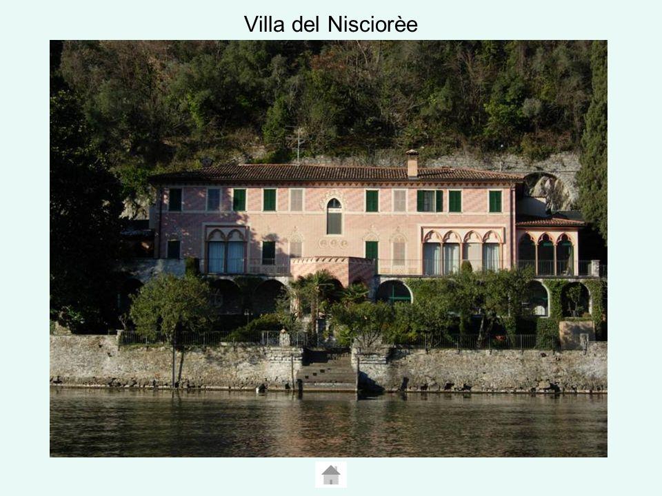 Villa del Nisciorèe