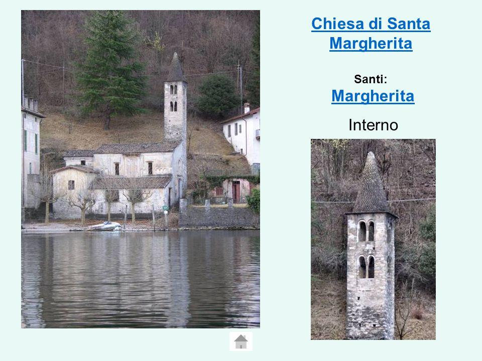 Chiesa di Santa Margherita Chiesa di Santa Margherita Santi: MargheritaMargherita Interno
