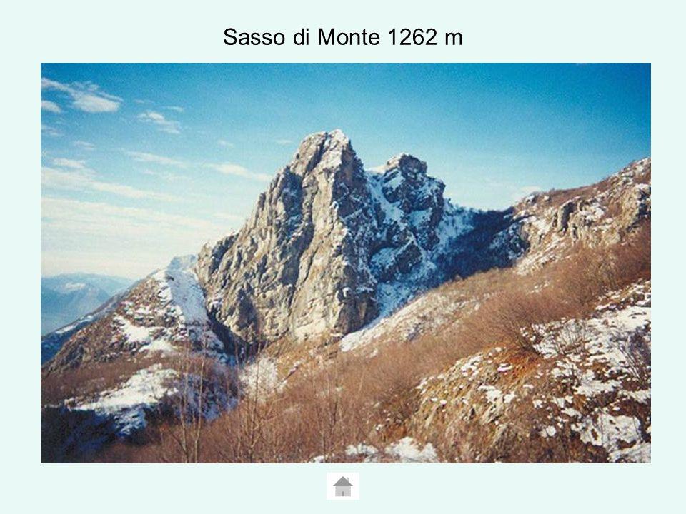 Sasso di Monte 1262 m