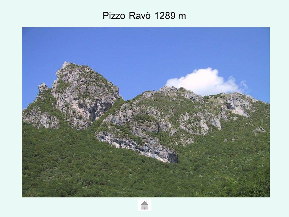 Pizzo Ravò 1289 m