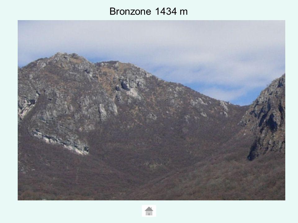 Bronzone 1434 m