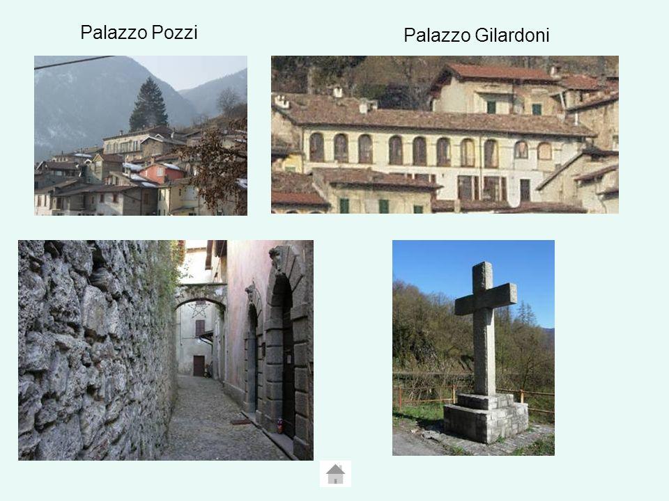 Palazzo Pozzi Palazzo Gilardoni