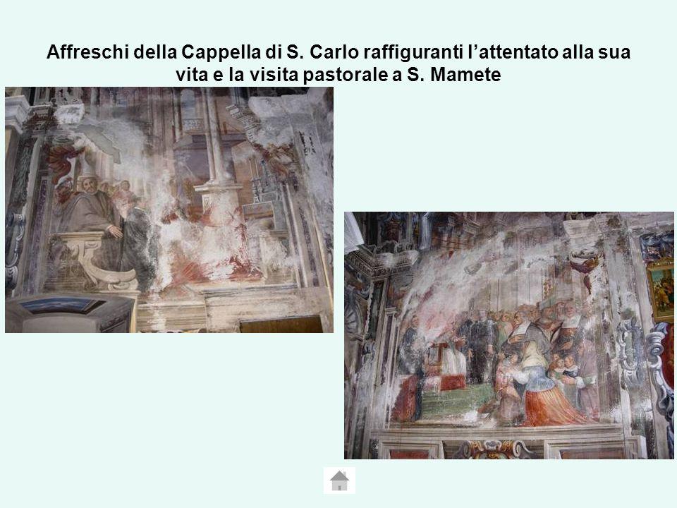 Affreschi della Cappella di S.