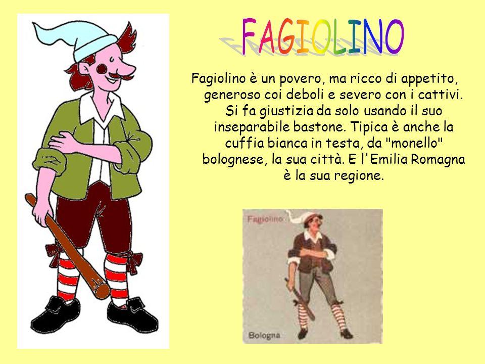 Rugantino è un personaggio che nasce nel Lazio.Ha un caratteraccio, è scortese e scorbutico.