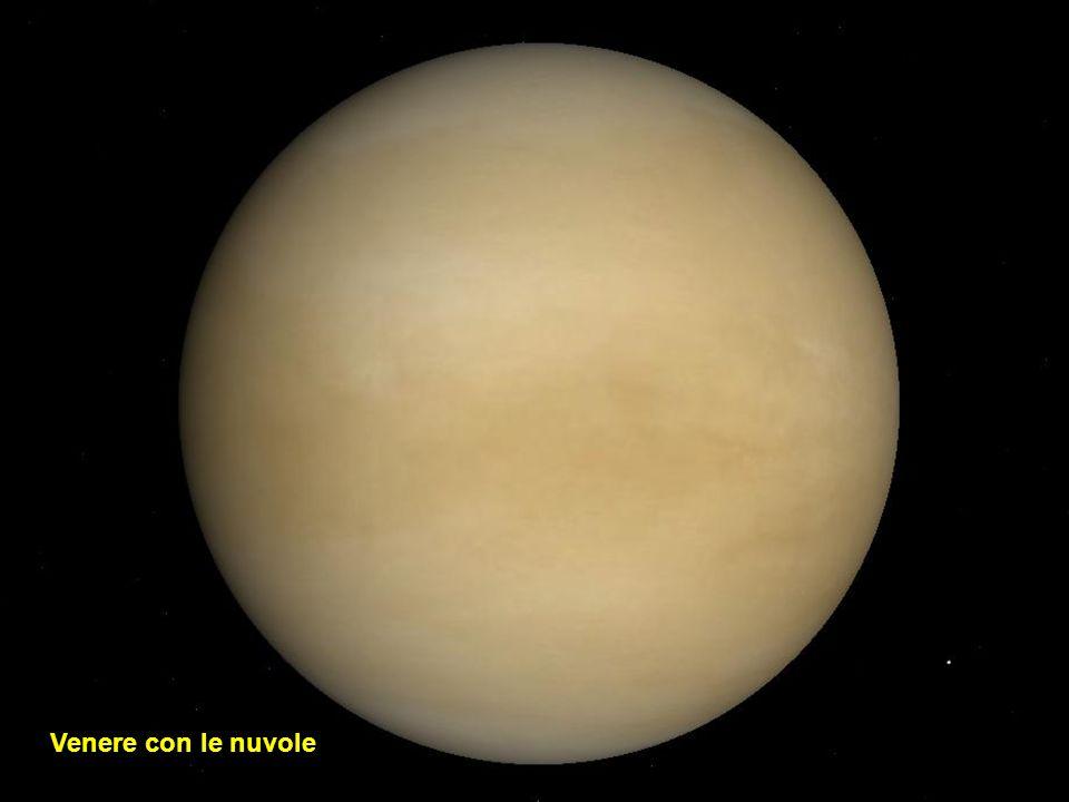 Venere senza nuvole