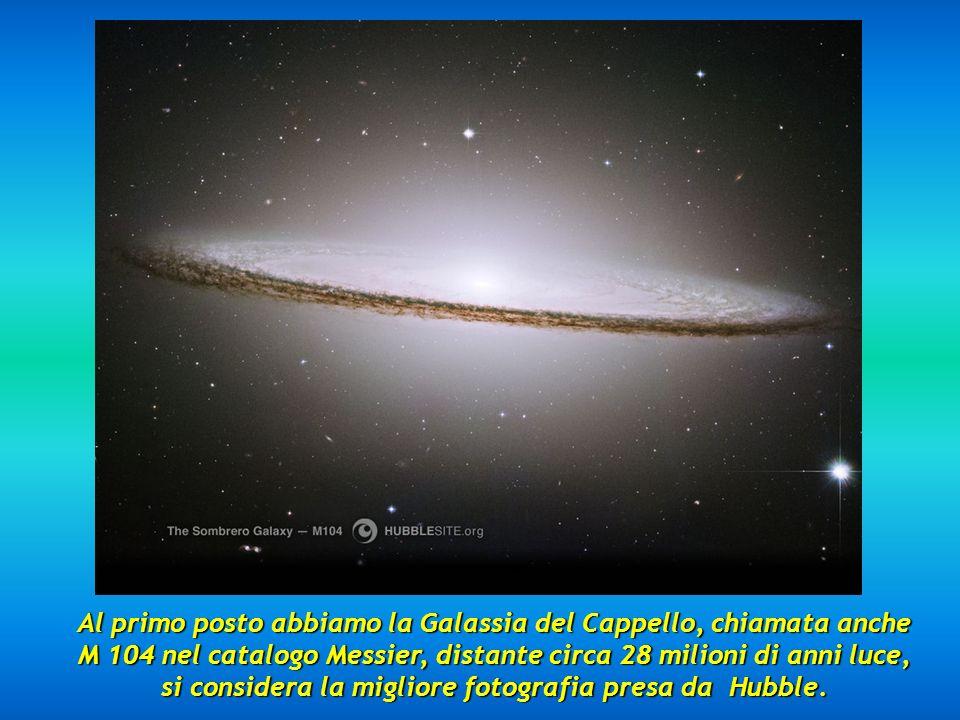 Altre immagini di Hubble
