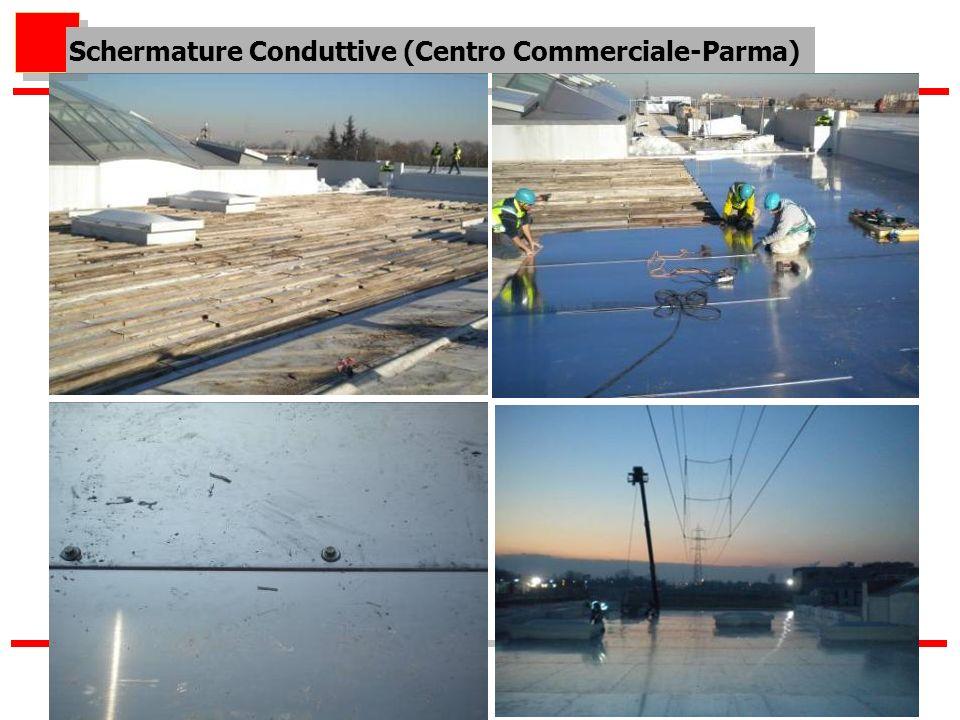 Schermature Conduttive (Centro Commerciale-Parma)