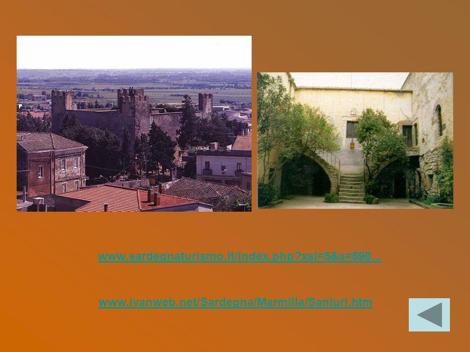 www.ivanweb.net/Sardegna/Marmilla/Sanluri.htm www.sardegnaturismo.it/index.php?xsl=5&s=690...