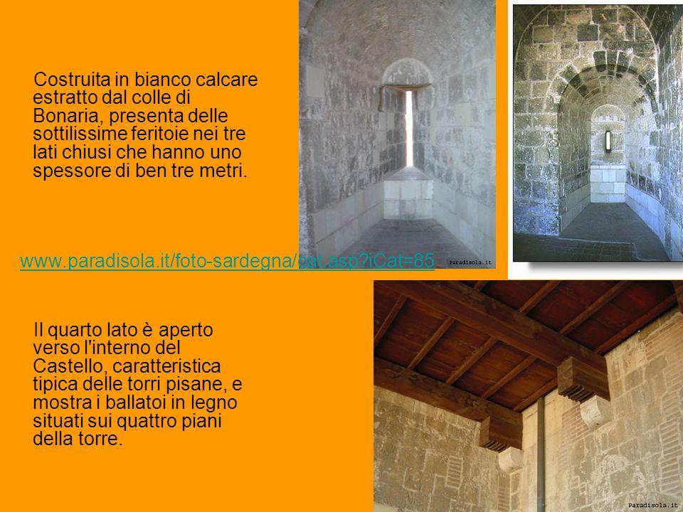 Nel 1328 gli Aragonesi ne fecero murare il lato aperto e la adibirono ad abitazione e a magazzino.