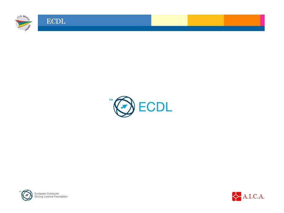 A.I.C.A. ECDL