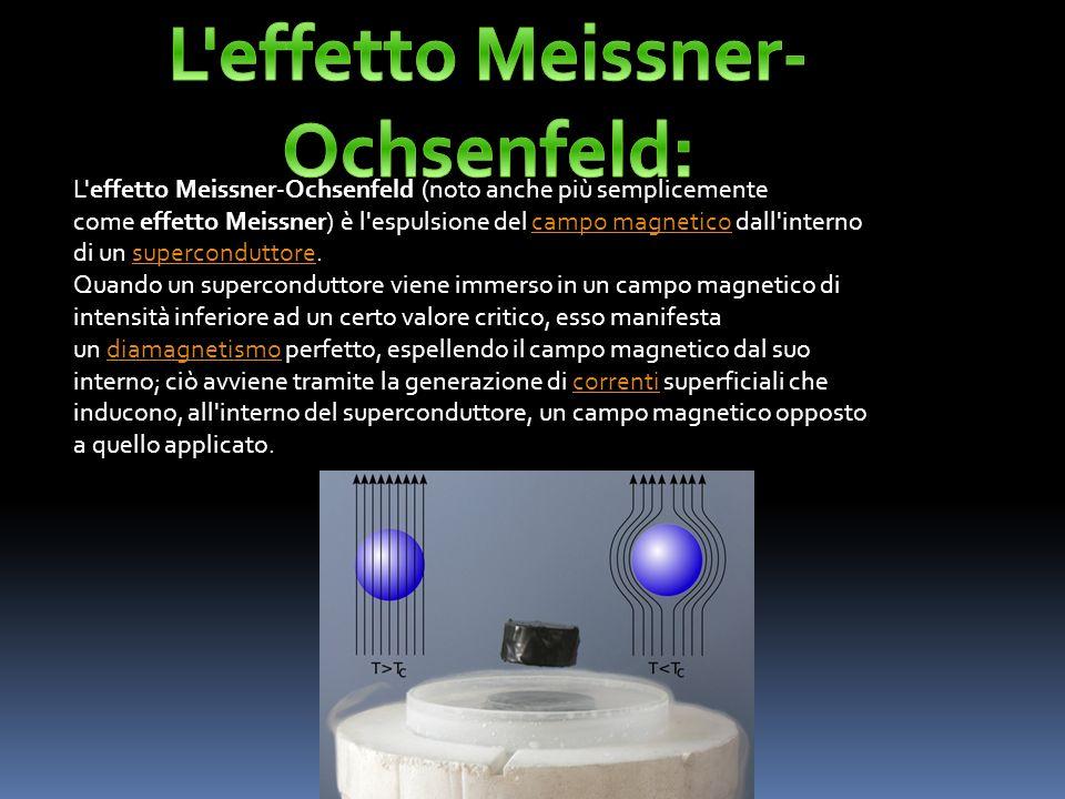 Zattere magnetiche Due magneti sono posti su due piccole zattere di polistirolo galleggianti sullacqua.