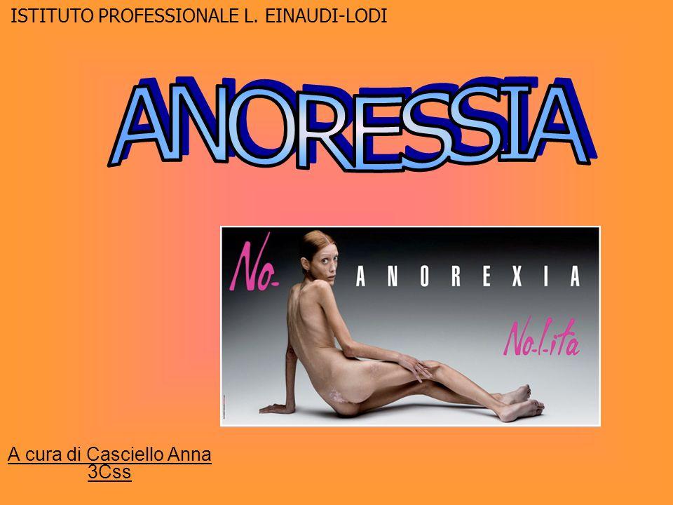 A cura di Casciello Anna 3Css ISTITUTO PROFESSIONALE L. EINAUDI-LODI