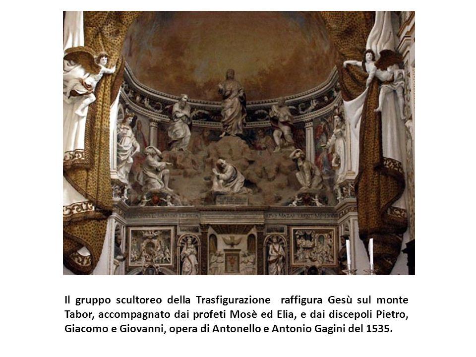 Elementi artistici: La cattedrale di Mazara rappresenta un esempio tra i più interessanti dell'archi- tettura normanna. Della costruzione normanna, pe