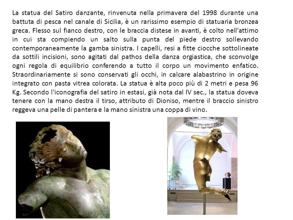 Il museo ha sede nella chiesa di Sant'Egidio, esempio molto interessante di architettura arabo-normanna. Fondata nel 1424 dalla confraternita dedicata