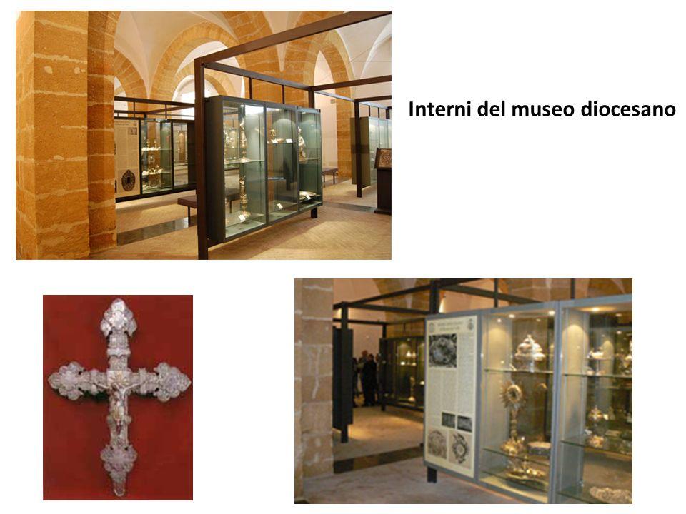 Il museo è ospitato nel palazzo del seminario vescovile, edificio costruito nel 1710 in sostituzione del vecchio seminario, ospitato nella chiesa di S