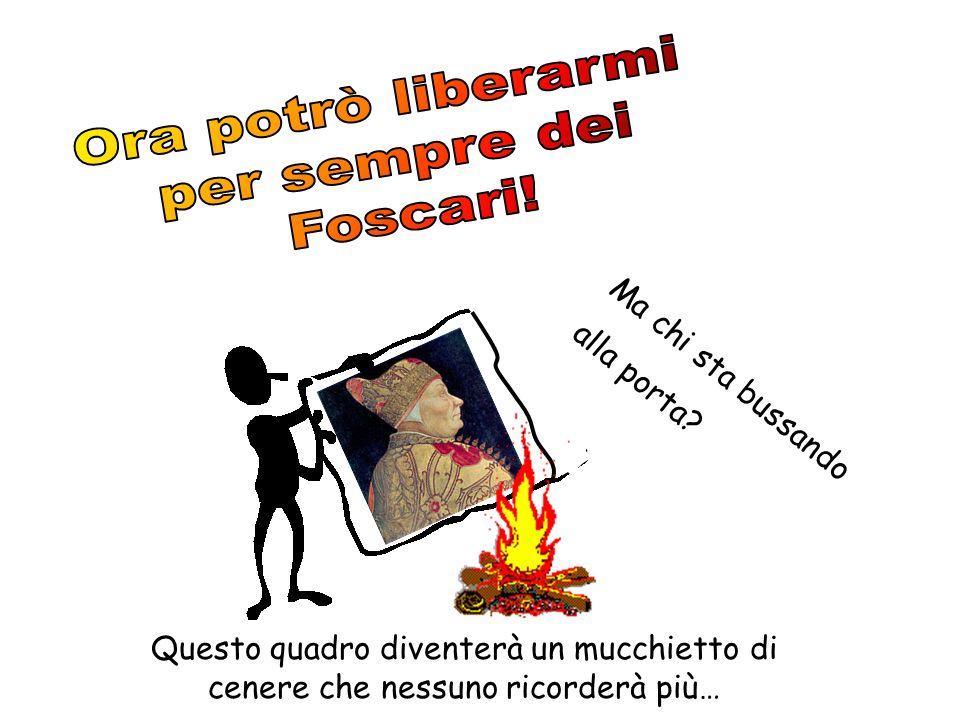 Lidentikit che ho fornito ai carabinieri è stato diramato anche allInterpol e intanto a Venezia del Doge non cè traccia.