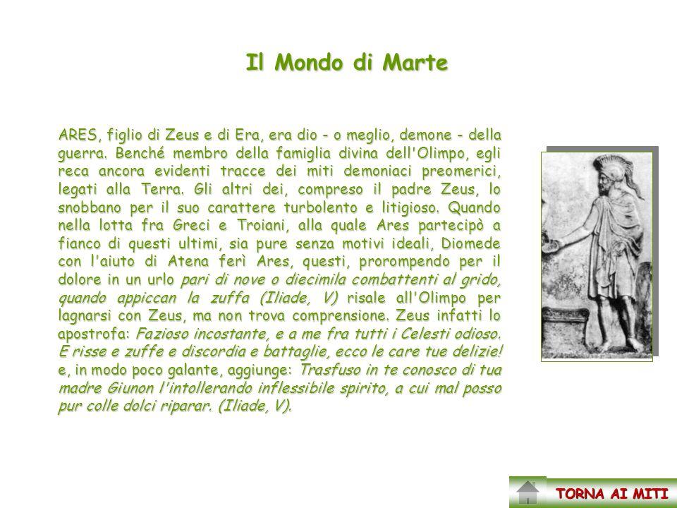 I miti collegati ai personaggi VenereVenereVenere GioveGioveGiove MarteMarteMarte CupidoCupidoCupido Piace pensare che il messaggio di Botticelli vole