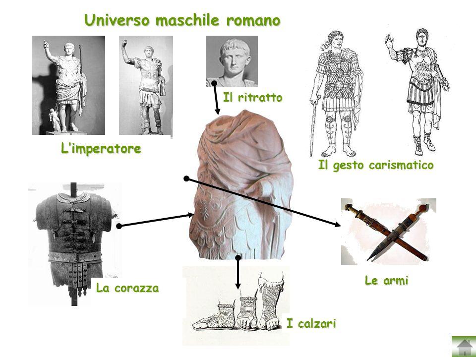 Universo femminile romano Tutto per il trucco Lo specchio Le acconciature Una ricostruzione possibile Torna alluniverso femminile Torna alluniverso fe