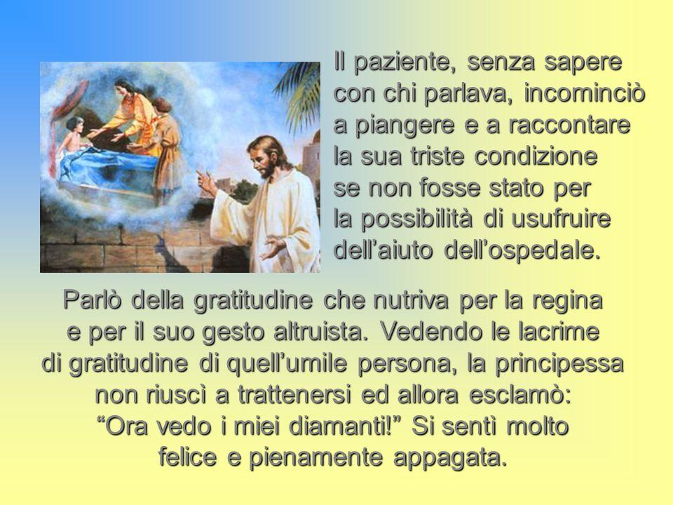 Per realizzare al meglio, questa stupenda opera, lo Spirito Santo accorda alla chiesa i suoi doni.