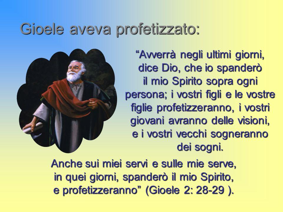 Paolo scriveva: Or vi è diversità di doni, ma v è un medesimo Spirito.