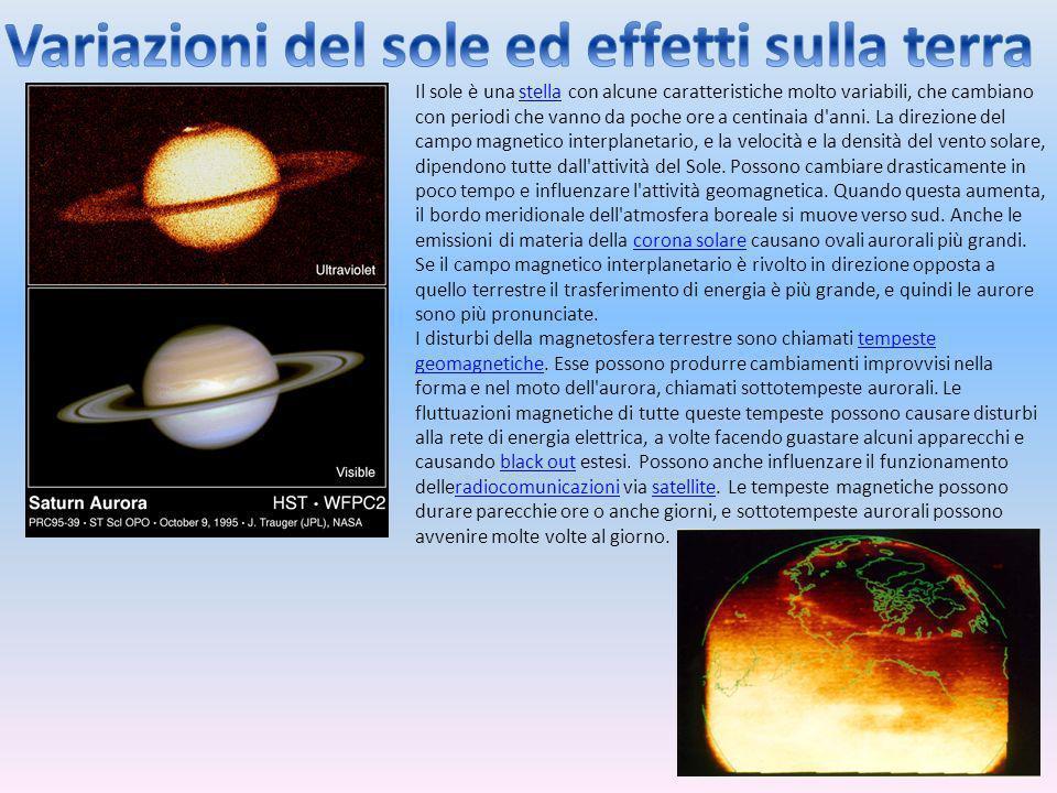 L'aurora è formata dall'interazione di particelle ad alta energia (in genere elettroni) con gli atomi neutri dell'alta atmosfera terrestre. Queste par