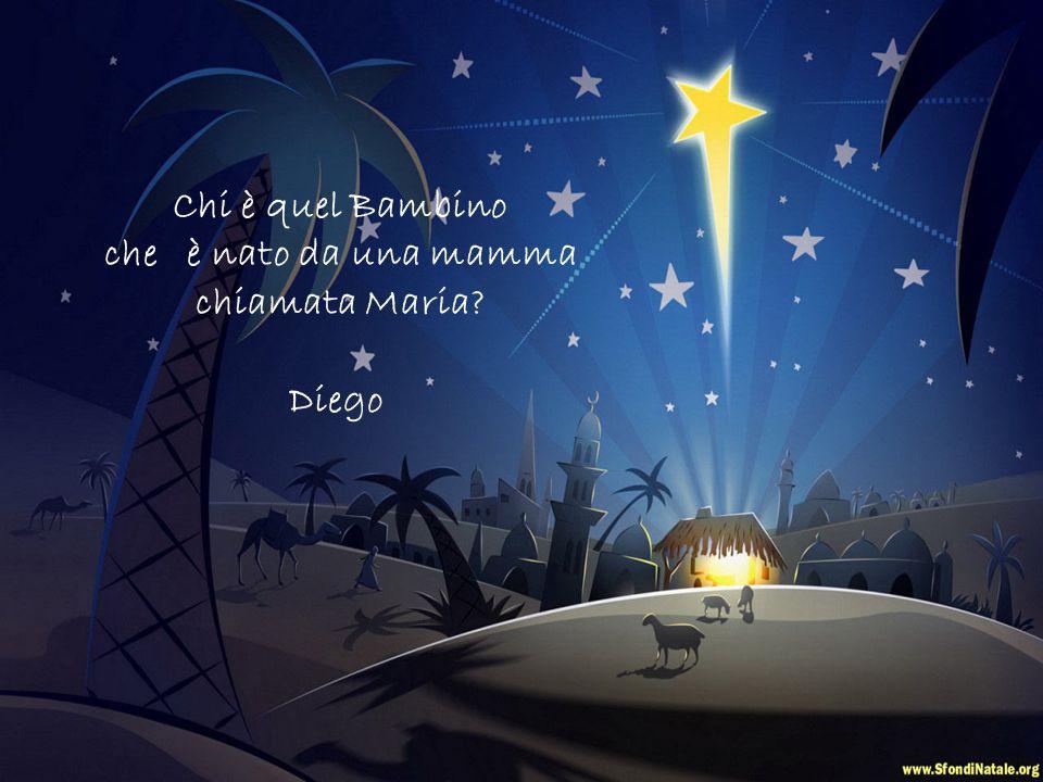 Chi è quel bambino che è nato a Betlemme? Chi è quel bambino che viene chiamato Re delluniverso e che ci porta la pace? Matteo