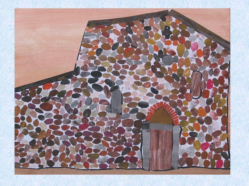 Nicchia del tabernacolo con San Adeodato e Ariberto