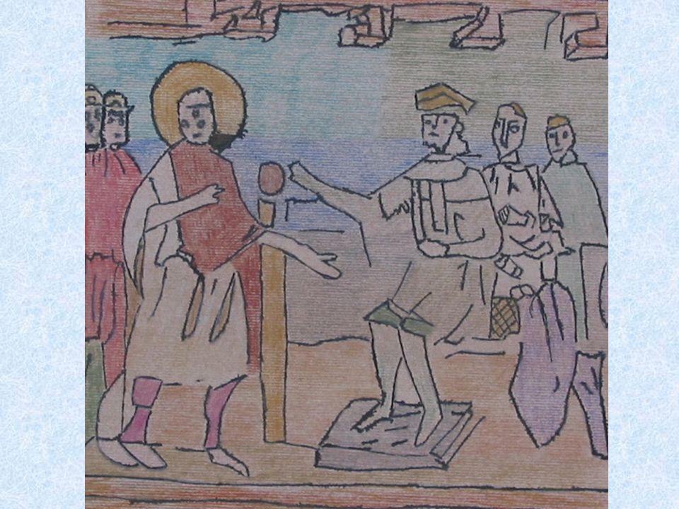 San Cristoforo davanti al governatore