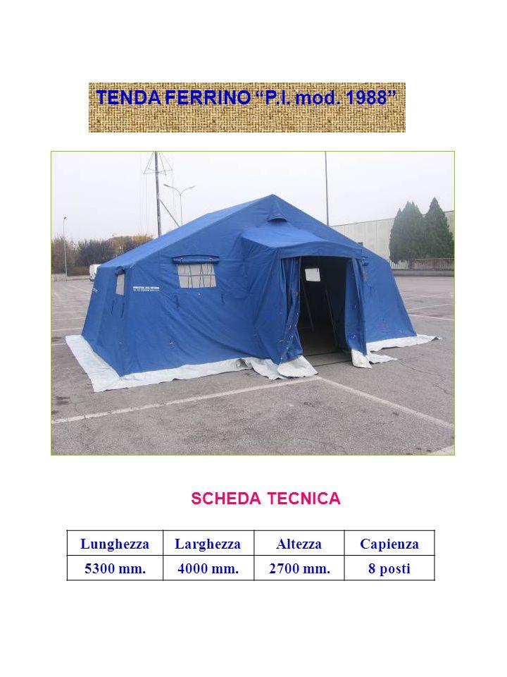 TENDA FERRINO P.I.mod.