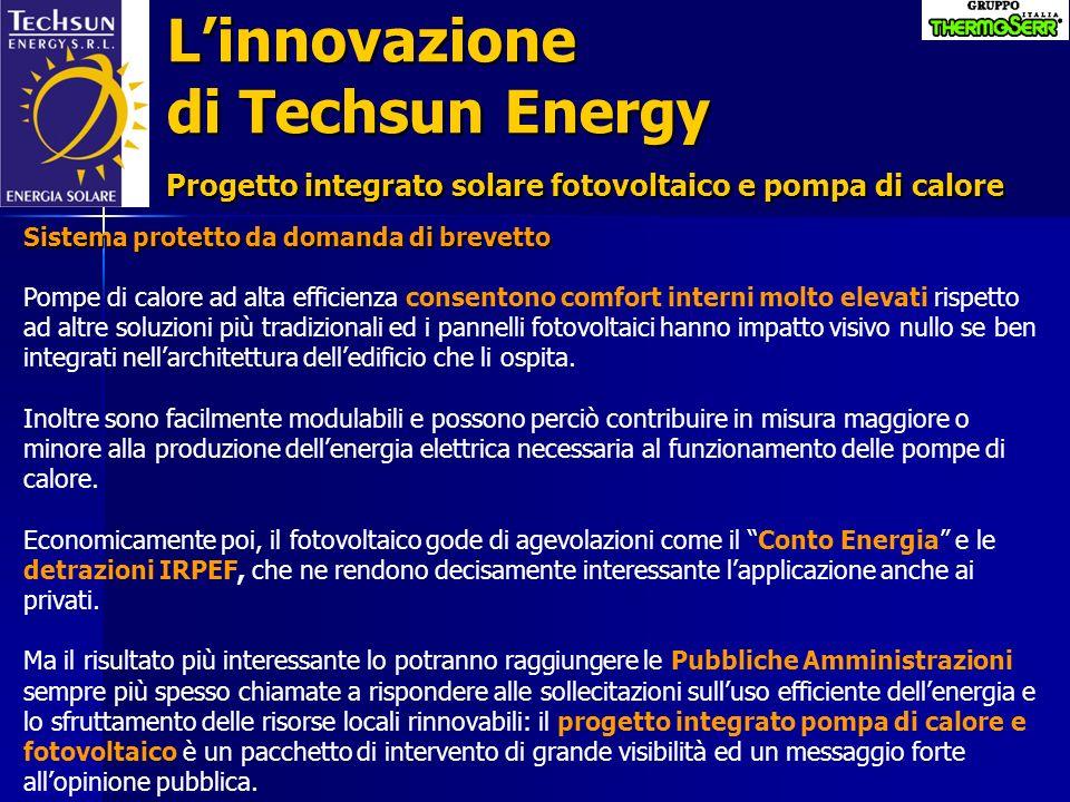 Contatti Per informazioni, preventivi e valutazioni ad hoc: Techsun Energy S.r.l.