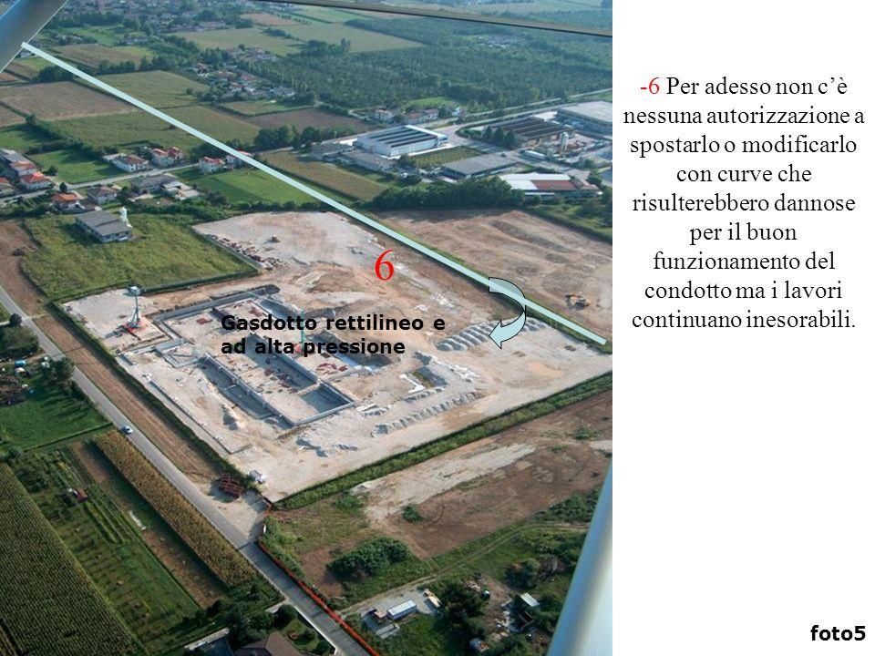 Sito archeologico che nel progetto è stato destinato a parcheggio 7 foto6 Violazione vincolo archeologico L.1/6/39 N° 1089 c.p.