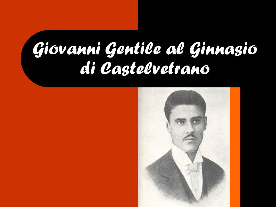 30 settembre 1870: venne fondato il Ginnasio G.Pantaleo; 1875: apparve la figura del direttore.