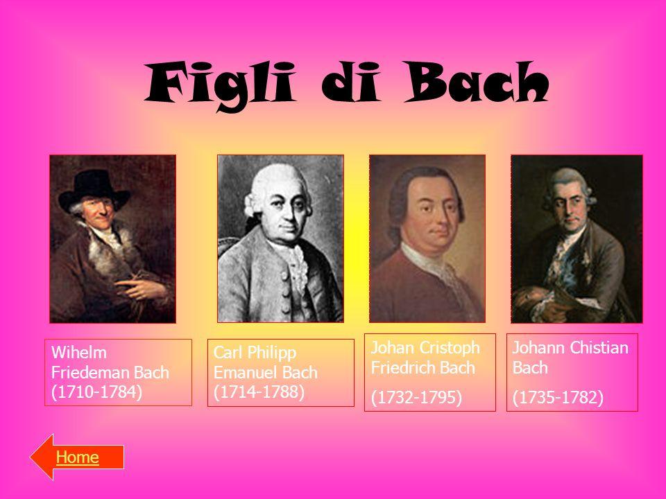 Immagini di Bach Avanti