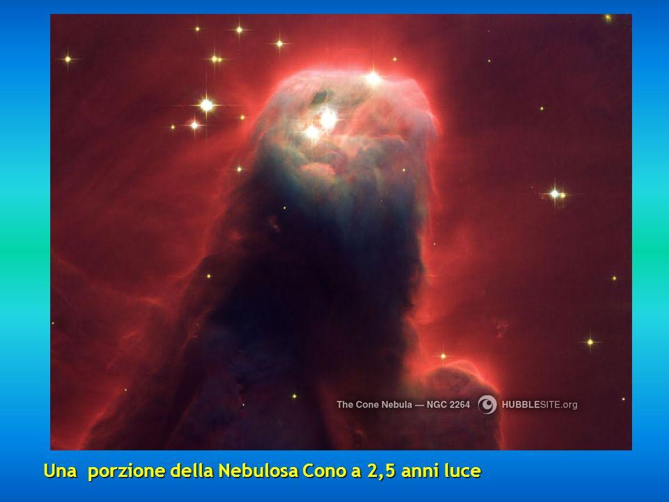 La Nebulosa Clessidra, a 8000 anni luce. E il risultato di una stella esplosa.