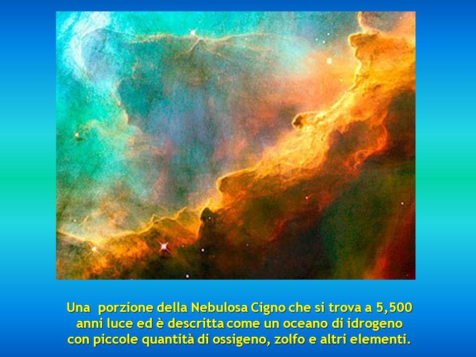 Una porzione della Nebulosa Cono a 2,5 anni luce
