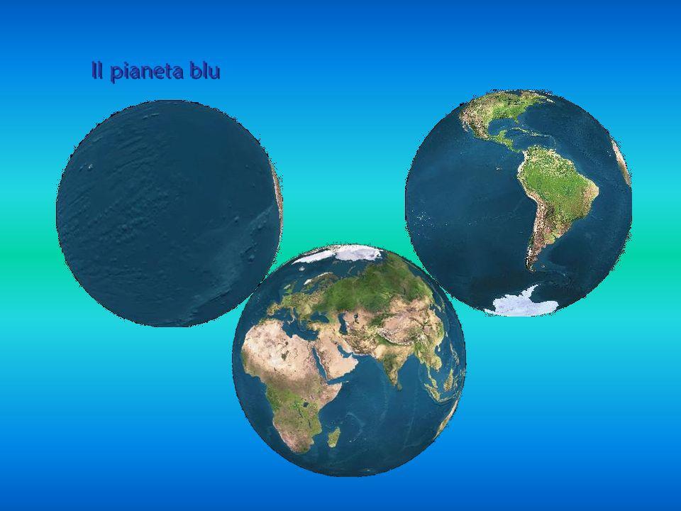 La terra senza nuvole