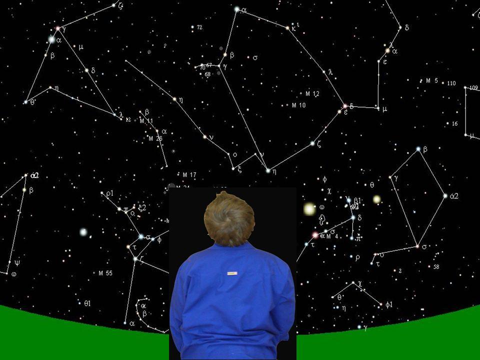 Quand je suis né, le 20 mai, à 7 heures 27 minutes, le ciel était beau. Il y avait les constellations du Capricornus, de lAigle, de Pegasus et du Grus