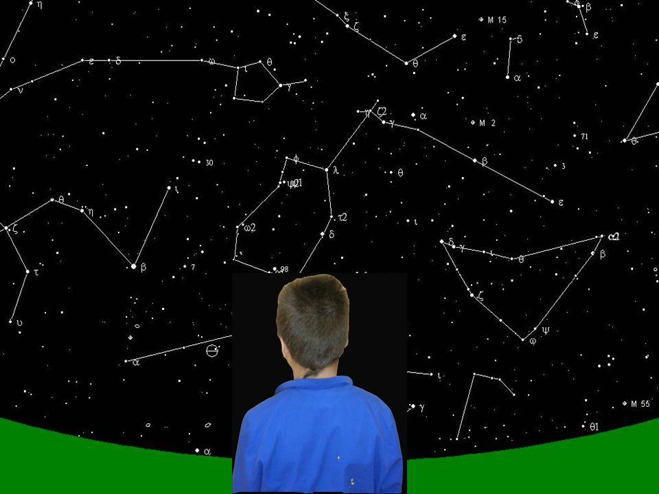 Quand je suis née, le 16 août à 7 heures 36 minutes, dans le ciel il y avait la costellation de ORION et un autre groupe d' étoiles le Monoceros qui a