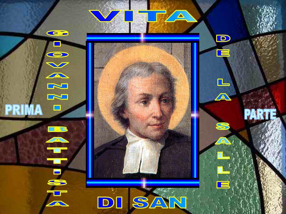Alletà di 10 anni, il padre di Giovanni Battista mandò suo figlio al Collège des Bons Enfants.
