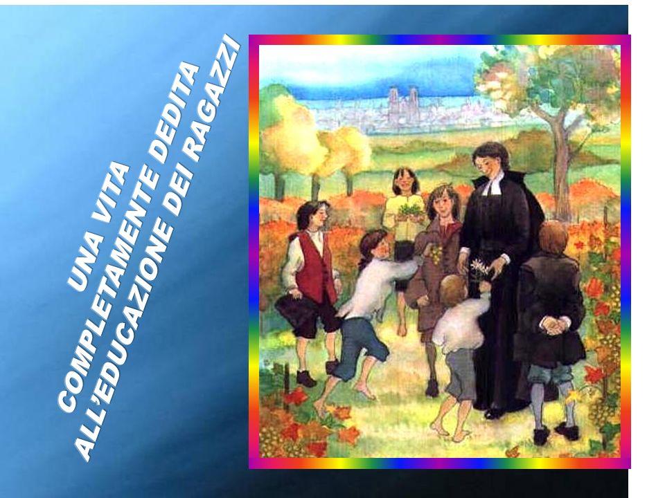 I giorni di vacanza, Giovanni Battista accompagnava il nonno, Jean Moët, nei suoi vigneti, al frantoio e nelle cantine.