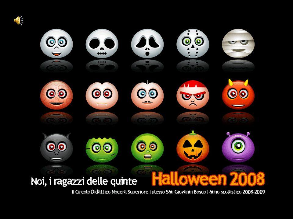 LA ZUCCA JACK-O -LANTERN Halloween non sarebbe lo stesso senza i sorrisi un po cattivi delle zucche illuminate.