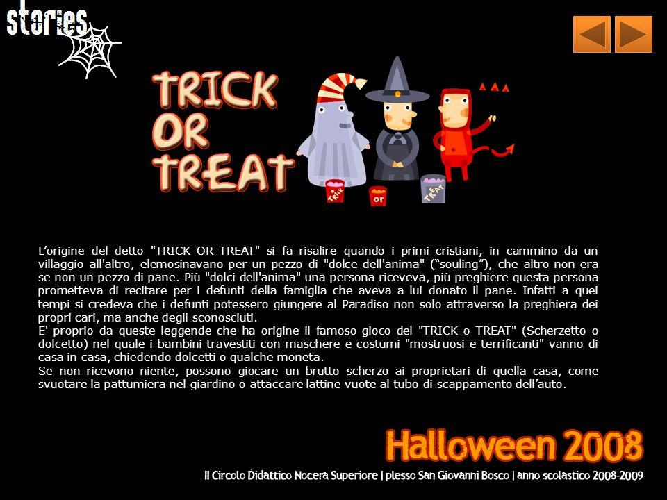 Una leggenda irlandese narra di Jack, noto scommettitore e bevitore, che una sera di Halloween invitò il Diavolo a bere insieme a lui.